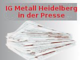 IG Metall in der Presse
